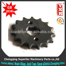 good performance wheel and sprockets,professional custom 428 sprocket,forging axle sprocket