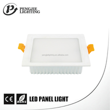 High quality color changing ultra slim 16w square led backlit panel light