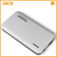 Super Slim Power Bank 5000mAh External Battery Pack For All Mobile Phones.