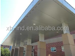 Building material outside plastic aluminum profile for solar panel