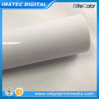 China Alibaba Glossy Inkjet Photo Paper 160gsm, One Side Waterproof Glossy Photo Paper