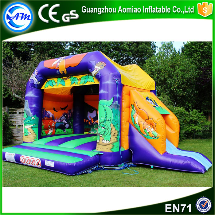 Newest design china adult commercial bounce house