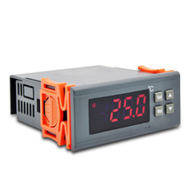 RINGDER RC-114M Digital Temperature Regulator Thermostat for Oven 230V 110V -30~300C Price