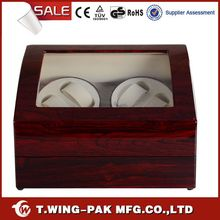 Mainspring Inexperience Wooden Automatic Watch Winder For Tool Watches