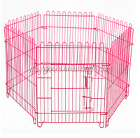 Hot sale high quality welded wire mesh folding dog cage