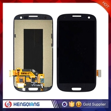 For samsung galaxy s3 lcd touch screen replacement parts , lcd touch screen digitizer for samsung galaxy s3 i9300