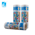 Laminated moisture proof nylon packaging film for candy