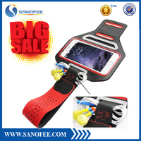 Multi use running, gym, sports armband sleeve for iPhone 6/6plus/6s