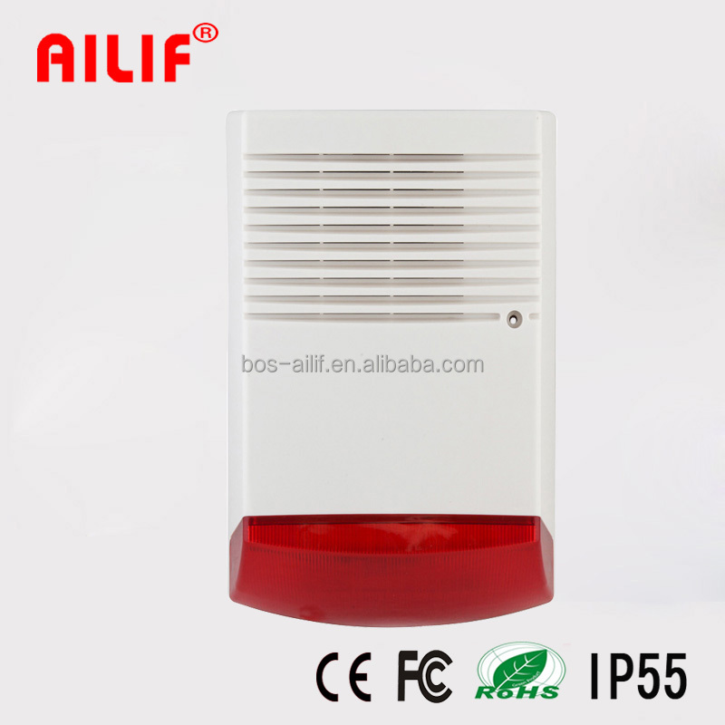 Outdoor 120db Alarm Siren For Security Home Alarm System (ALF LM-106)