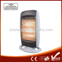 1200W Halogen Heater Heating By 3 Lamps Hot Sale In Europe