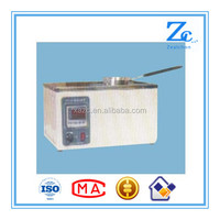 Asphalt sample melting furnace tester