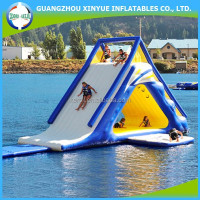 2016 hot sale adult giant water park inflatable water slides