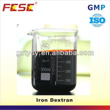 Veterinary Pharmaceutical Medicine Iron Dextran Injection for Poultry