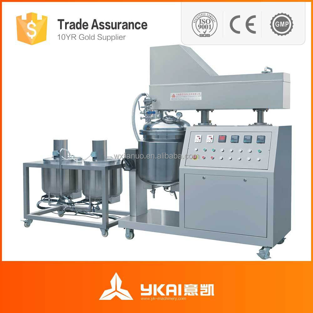 margarine making machine, food processer mixer, food emulsion mixer