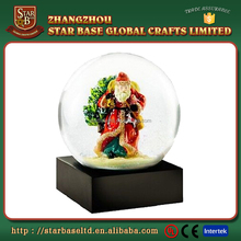 OEM custom mini christmas inflatable snow globe
