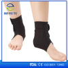 Black Ankle Brace Protection Elastic Postoperative Foot Support Guard Great Care