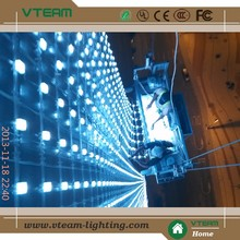 led display outdoor Flexible led curtain display screen xxx outdoor jumbo led screen