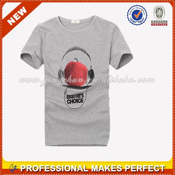 China manufacturer cheap wholesale bamboo tshirt(YCT-A1023)