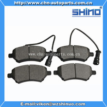 Front Brake pad for chery A5 (OEM A21-6GN3501080BA)