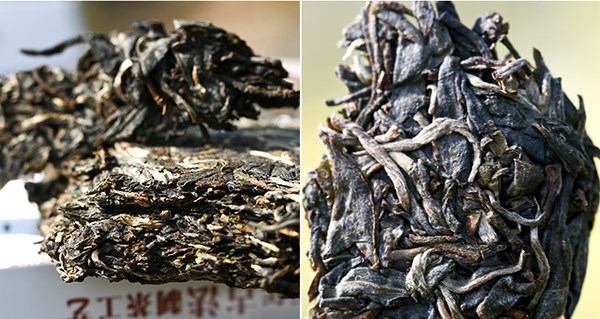 mountain pu erh tea types of bricks black north africa tea