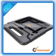 "7"" Tablet PC Vibration-proof Children PU Leather waterproff case for Kindle Fire HD Tablet PC Black"