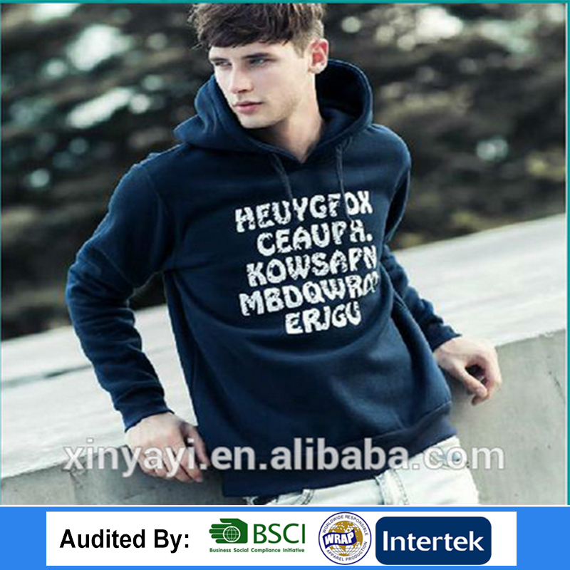 Men'<strong>s</strong> Pullover Bulk Custom Printed Hoodies