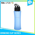 Hot Sale eco-friendly new soft silicone water bottle
