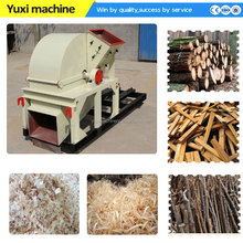 diesel engine wood chipper/wood chopping machine/wood pallet chipping machine