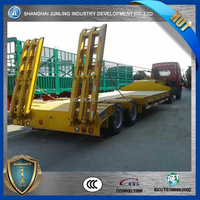 Heavy Duty 60 Ton Low Flatbed