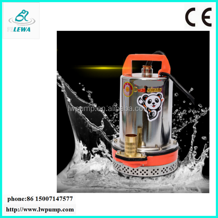 12V High Flow Centrifugal DC Submersible Water Pump
