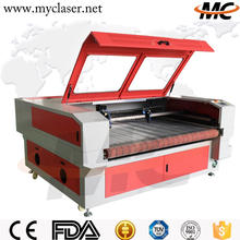 MC1610 China popular clothing jackets men germany laser cutting machine manufacturers