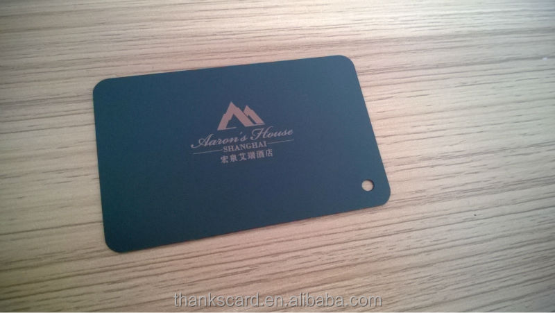 304 stainless steel cheap metal card printing matte for Cheapest place to get business cards