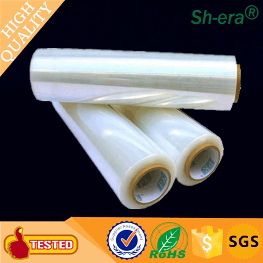 high quality Stretch Film Type and PE Material and Packaging Film Usage stretch film by China supplier