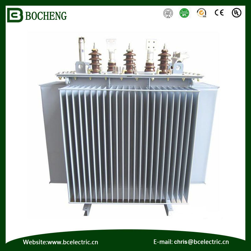 newly design oil cooled oil power transformer for oil transformer