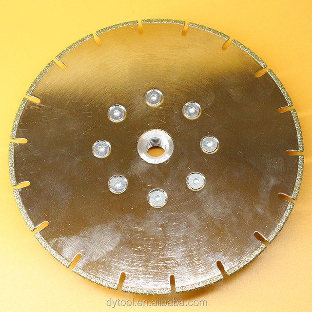 Electroplated Diamond Saw Blade Saw disc cutting tools Grinding tool