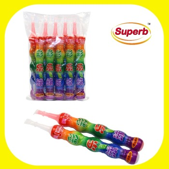 ice pop fruit jelly / freeze pop / snake