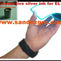 Silver Conductive Ink For Electroluminescent EL