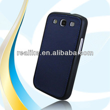 Unbreakable phone cases for samsung galaxy s3 made in Sinatech,China