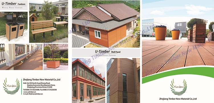 Wood Plastic Composite timber decking