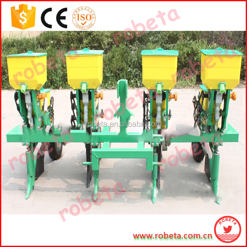 4-rows Corn precision seeder /Farm wheat corn planter