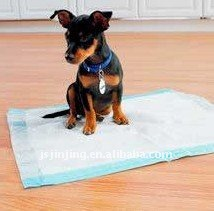 High quality urine absorbent pet pads