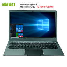 Wholesale New OEM Laptop Computers Intel Apollo Lake Processor 14 inch RAM 4GB Lap top IPS Panel Metal Case PC Portable Thinest