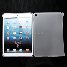 Matte Soft TPU Gel Case Cover For iPad 6/Air 2