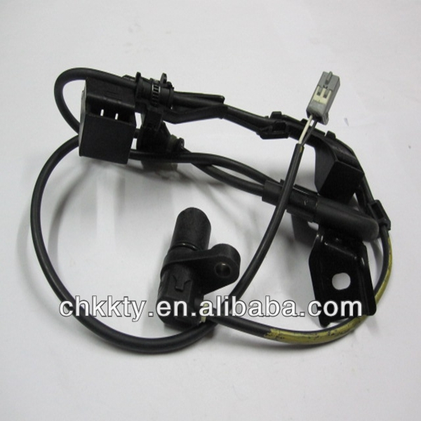 Used auto/car ABS wheel sensor cable or ABS sensor for Toyota COROLLA And SPACIO OE NO.89545-12040