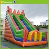 used heavy duty cheap inflatable water slides for sale china