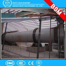 2016 new sawdust Rotary Drum Dryer Machine / rotary drier / sawdust drier machine