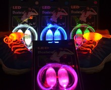 2014 new product cheapest led shoelaces