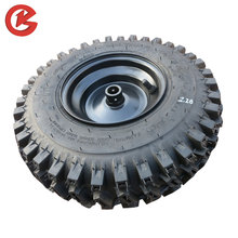 excellent traction and adhesion natural rubber snow tires metal rim snow wheel customized snow tire russia market