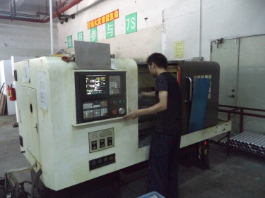 Digital Control Lathe Processing