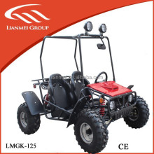 125cc cheap racing go kart for sale by wholesale go kart china